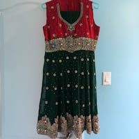 Red and green indian clothes  Vaughan, L6A 3Z6