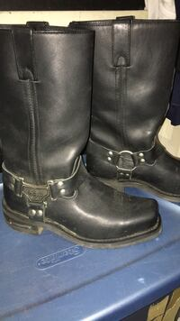 Size 10 ee Milwaukee Riding boots Calgary, T2Y 2W5