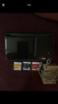 Nintendo DSi xl with 3 games Chester, 23831