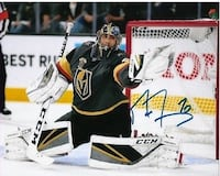 Marc Andre Fleury Signed Autographed Photo Vegas Golden Knights  Vaughan, L4H 2A5
