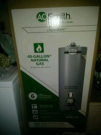 white and gray water heater Henderson, 89015