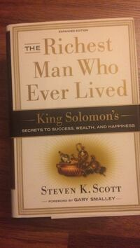 The Richest Man Who Ever Lived Kings Solomon's book Denver, 80229
