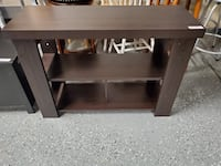 Tv Stand with cube space