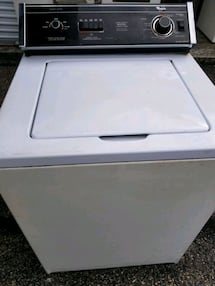 Whirlpool washer,  works well