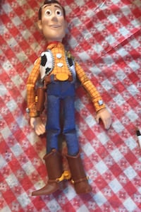 WOODY PULL STING INTERACTIVE TOY