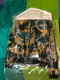Versace bomber jacket for sale!!!! Mississauga, L5B