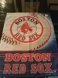 3'×2' banner flag BOSTON Red Sox Indianapolis, 46254