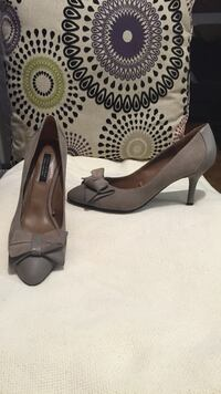 Women's shoes Zara leather 40 Mississauga, L5M 1Z3