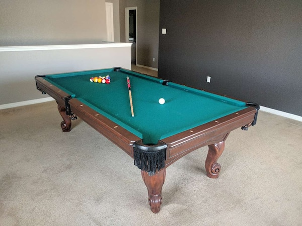 Used AMF PlayMaster Pool Table For Sale In Highland Village Letgo - Amf playmaster pool table
