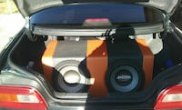 Like brand new subwoofers kickers 12 inch