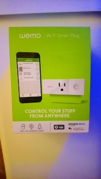 Smart outlet plug in