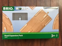 Brand New Brio Road expansion pack  Toronto, M2N 4P9