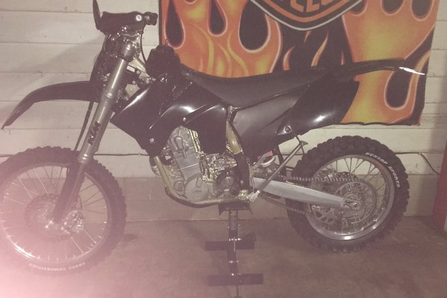 05 ktm 450 street legal/ clean needs nothing.. firm on price fe4761ba-606b-4537-97f8-49cf56e8bd85