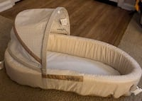 Lulyboo BASSINET TO-GO NATURAL  Irvine, 92620