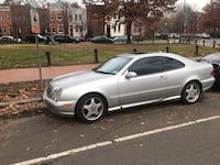 Mercedes - CLK - 2000 Washington