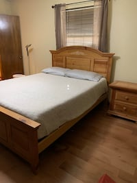 Queen 3pc Bedroom Set-Mattress not included  Oklahoma City, 73162