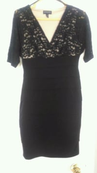 Woman size 8 black dress Winter Haven, 33880
