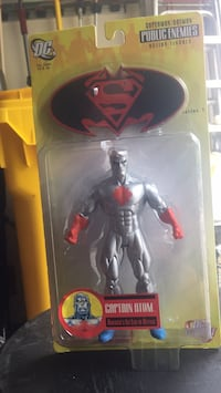 Captain Atom Gambrills, 21054