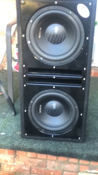 12' subwoofers Charlotte