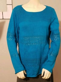 Women's l/s sweater. Read description.  Lafayette, 70506
