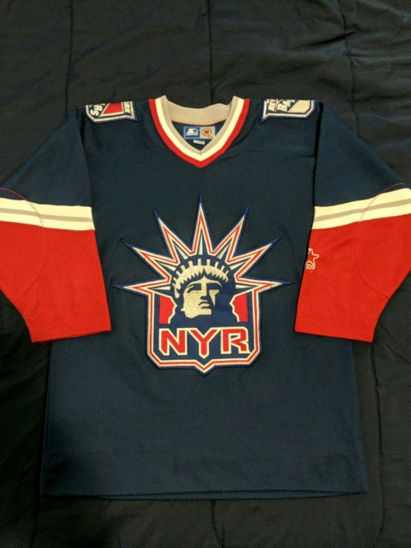 7e6aa5c2d Used New York Rangers jersey (kids) for sale in Stratford - letgo