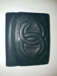 Chanel Trifold Wallet in Caviar Toronto, M9W 6R7