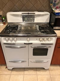 Gray and black gas range oven Pleasant Hill, 94523
