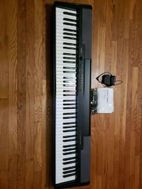 Casio CDP-100 88 Key Full Size Keyboard/Piano Manassas, 20112