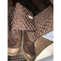 Brown American eagle boots  Windfall, 46076