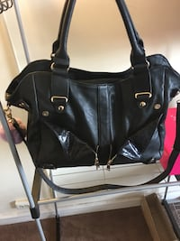 black leather bag West Bloomfield, 48324