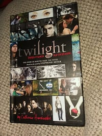 Twilight Director's Notebook New Wilson