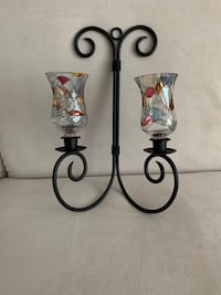 Candle holder wall sconce Oakville, L6H 6L3