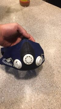 It's an elevation mask it simulates breathing at high altitudes. Can increase recovery time and white blood cells Youngstown, 44512