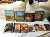 Six Books on the American Indians Springfield