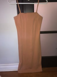 Size Small: Forever21 Coral Fitted Dress Montréal, H8P 3W4