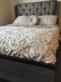 New Modern Design Queen Bed  Silver Spring, 20910