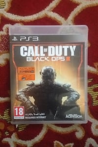PS3 Call of Duty Black Ops 3 game case Chantilly, 20151