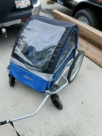 2 seater bike cart  Edmonton, T5R 1M5