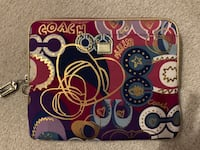 Coach authentic IPad Carrying case
