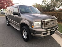 Ford Excursion 2003 Chantilly