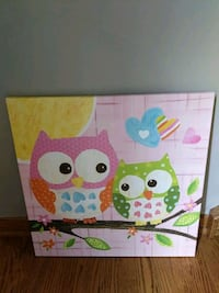 Canvas poster for kids room