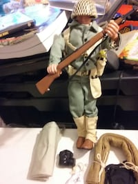 GI JOE WWII  San Francisco, 94131