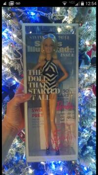 The Sports Illustrated Barbie!! Dayton, 45449