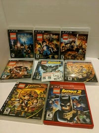 Sony playstation 3 Lego Video Games Vancouver, V6P 4M9