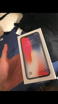 space gray iPhone X box Columbia, 21044