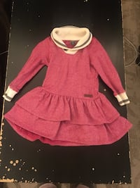 Roots 2t girls dress 538 km
