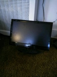 black flat screen computer monitor 132 mi