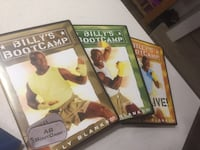 Various Workout DVDs Calgary
