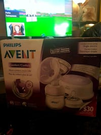 Philips Avent breast pump  Toronto, M6A 2M5