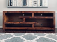 Solid Wood Entertainment Console Laurel, 20708